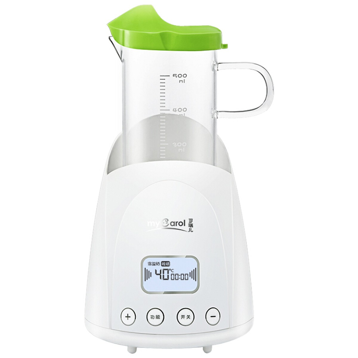 Máy Hâm Sữa Giữ Nhiệt Kháng Khuẩn Mayer (MyCarol) TN-B20