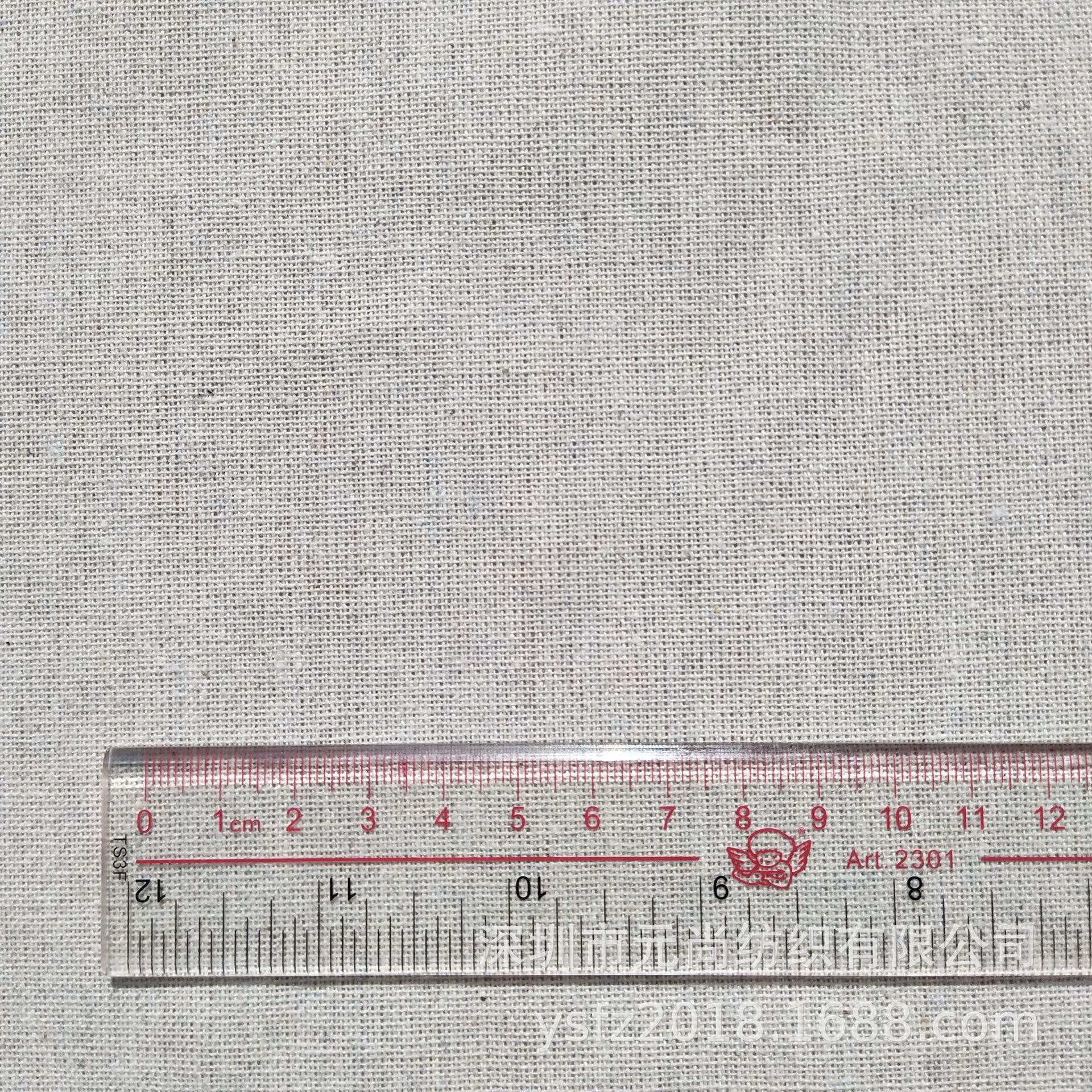 YUANSHANG Vải Hemp mộc Vải lanh lanh vải lanh vải lanh polyester vải trắng
