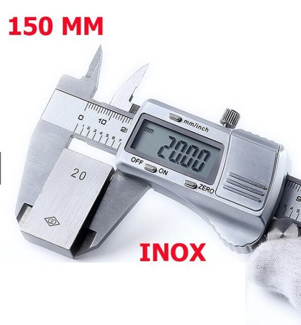 Thước kẹp điện tử bằng inox loại 150 mm