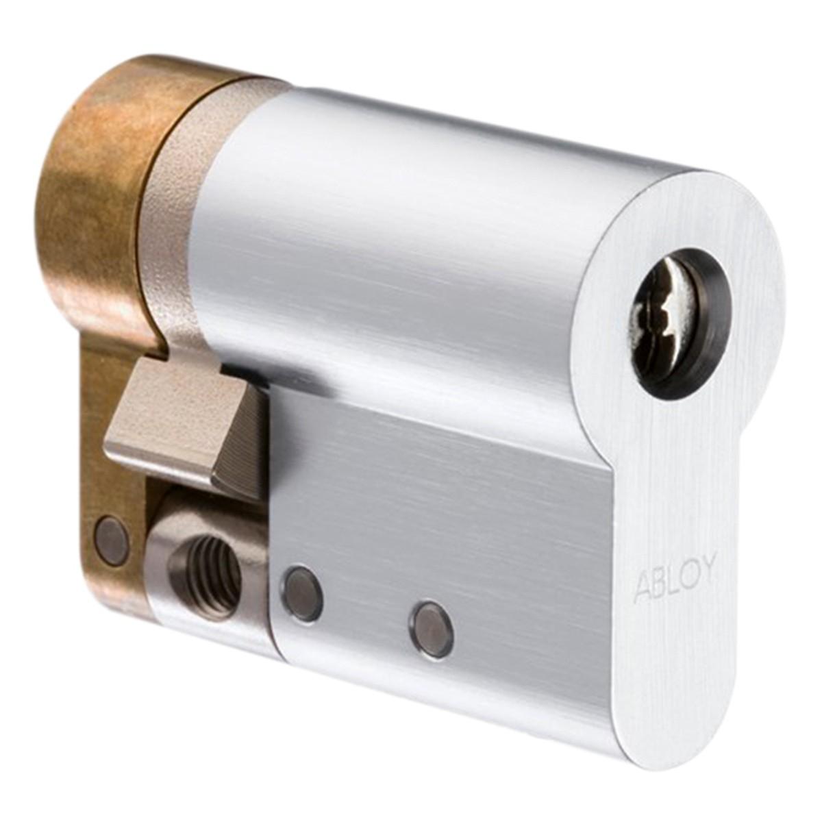 Ruột Khoá Cửa Một Đầu Chìa ABLOY CY321N-31 (31mm)