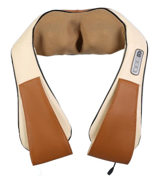 HUIFAN Máy massage Yc-303ds (khăn choàng xoa bóp có thể sạc lại)
