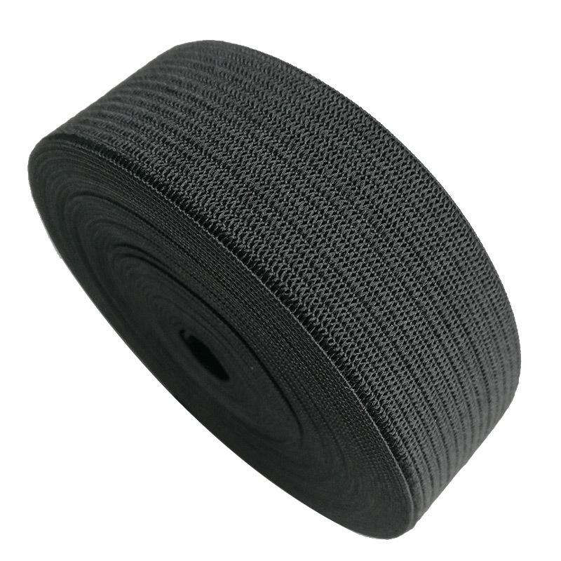 HUANQIU Dây thun Nhà sản xuất bộ phận bKD đẩy điểm đen trắng không có con thoi móc đàn hồi mương móc