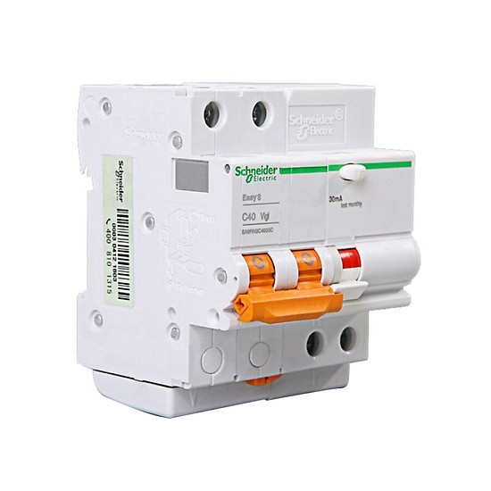 Công Tắc Chống Rò Rỉ Điện Gia Dụng Schneider Electric EA9RN2C6330CR