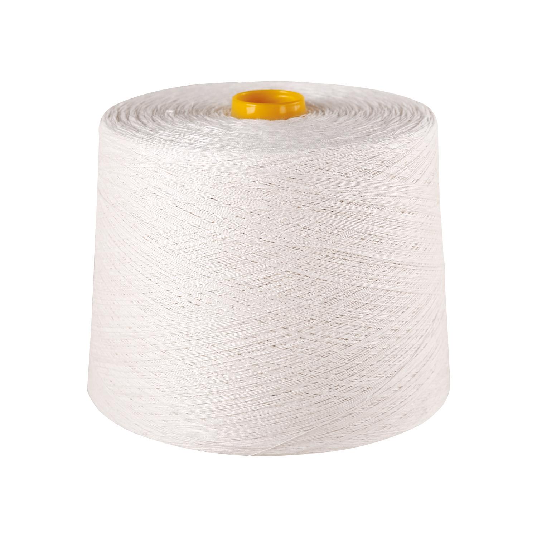 Sợi pha , sợi tổng hợp Cung cấp sợi tre hữu cơ pha trộn 30S / 260% sợi tre / 40% sợi bông hữu cơ