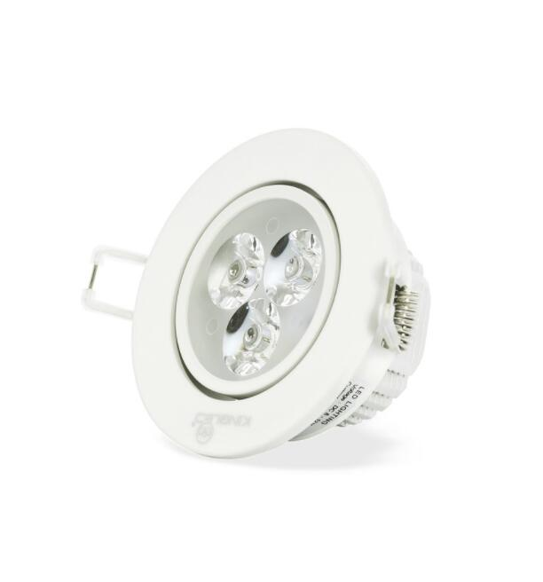Đèn rọi ĐÈN LED SPOTLIGHT ÂM TRẦN RỌI MẮT HIGHT POWER - KINGLED 3W (DLR-3-T85)