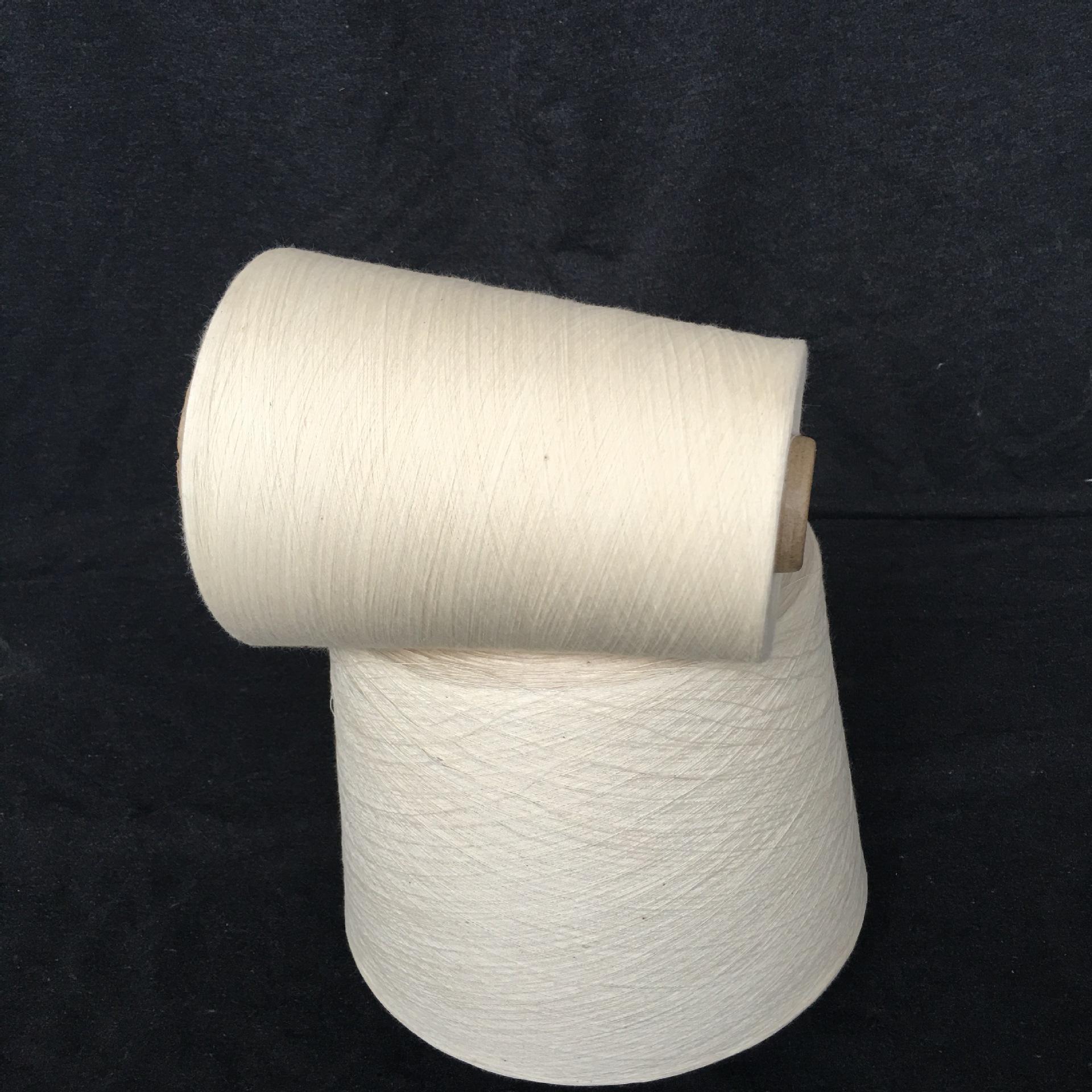 HENGTAI Sợi gai Sợi polyester kéo sợi khí nén 11 12 sợi tơ 16 21 sợi cotton lanh 15 30 stock
