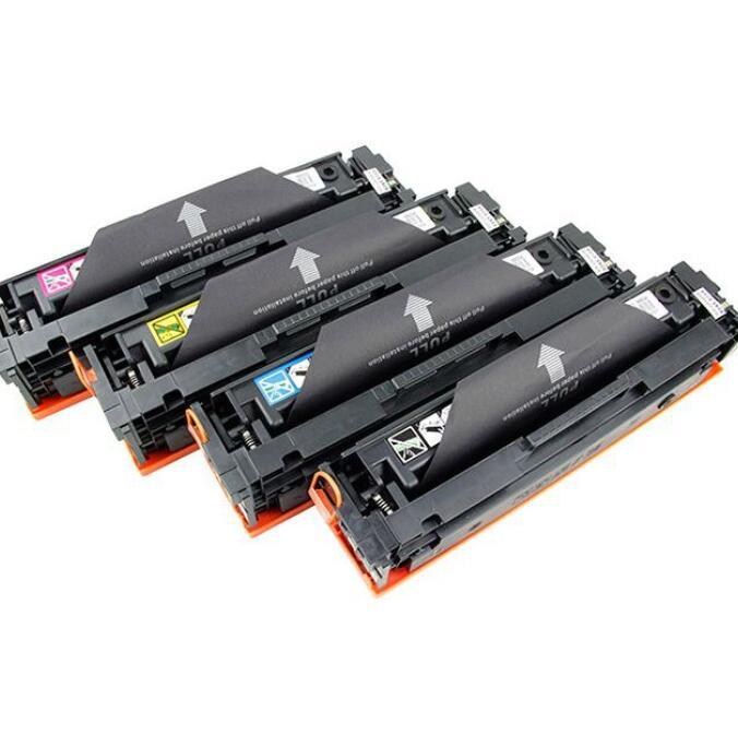 Hộp mực HP202A - CF500A - CF501A - CF502A - CF503A - HP Color M281fdw, M254dw