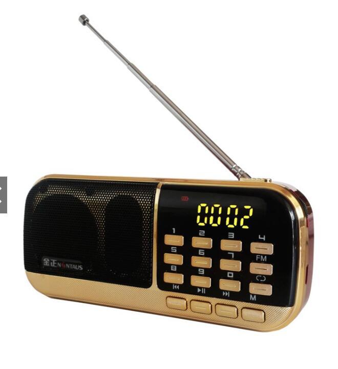 Máy Radio Đài Radio MP3 USB, máy nghe nhạc cầm tay Walkman - B871
