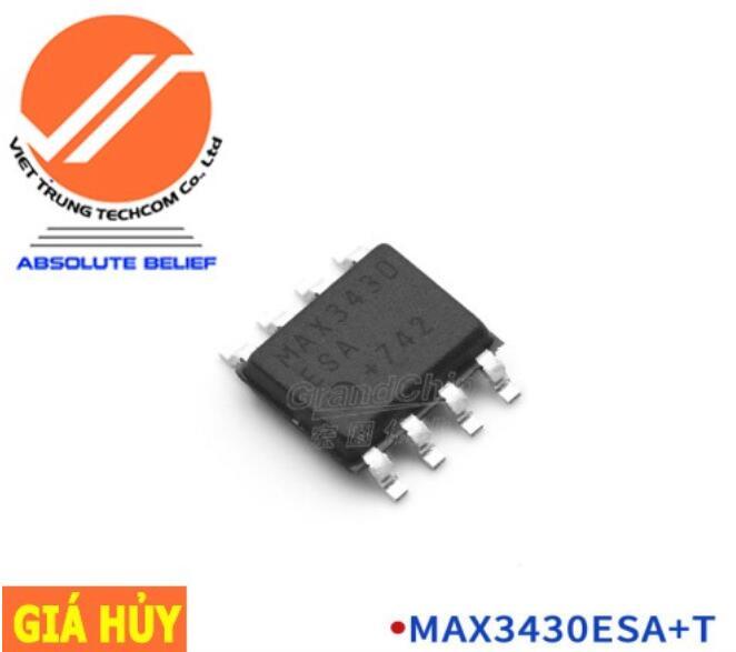 Chíp IC MAX3430ESA+T RS-485 Giao diện IC Chip
