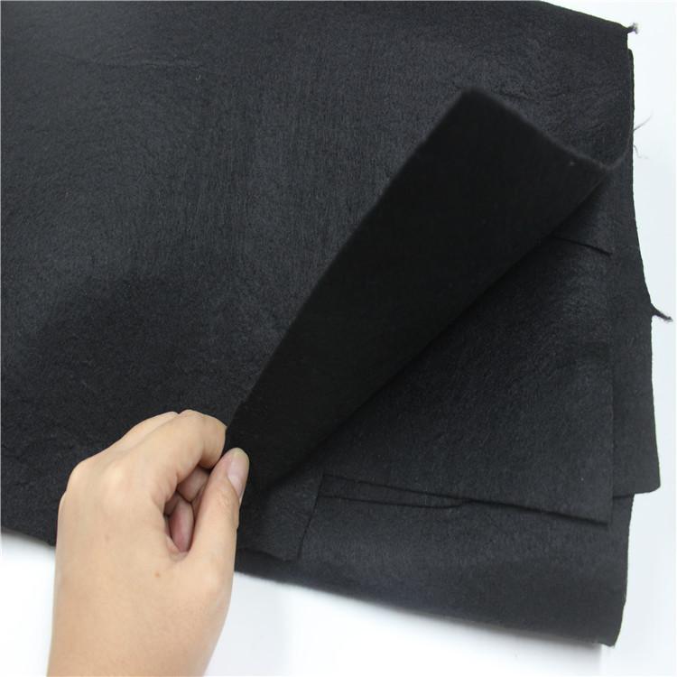 RUILIAN Vải lót Các nhà sản xuất sản xuất đồ nội thất vải lót vải màu đen Vải mát polyester Polyeste