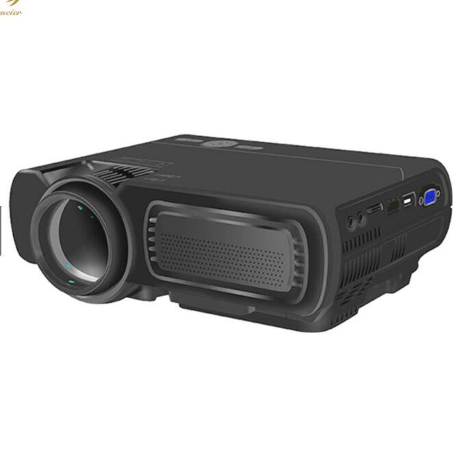 Máy Chiếu Mini Thông Minh 4K 3D Hd 1080P