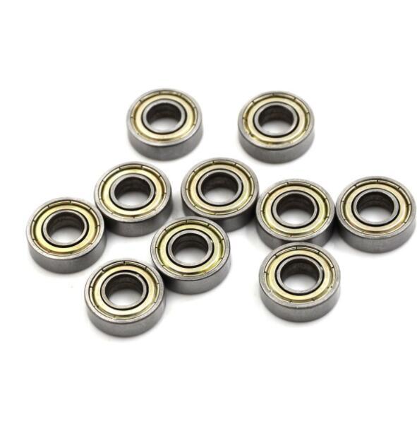 bạc đạn bằng thép cacbon 698z cỡ 8mm X 19mm X 6mm
