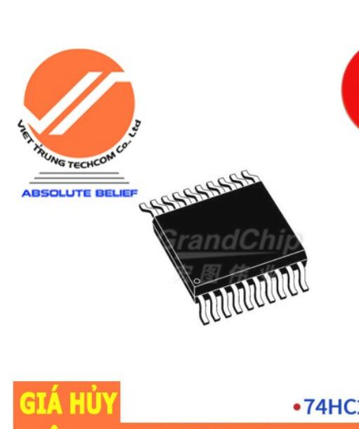 Chíp IC 74HC245PW SMD Chip IC