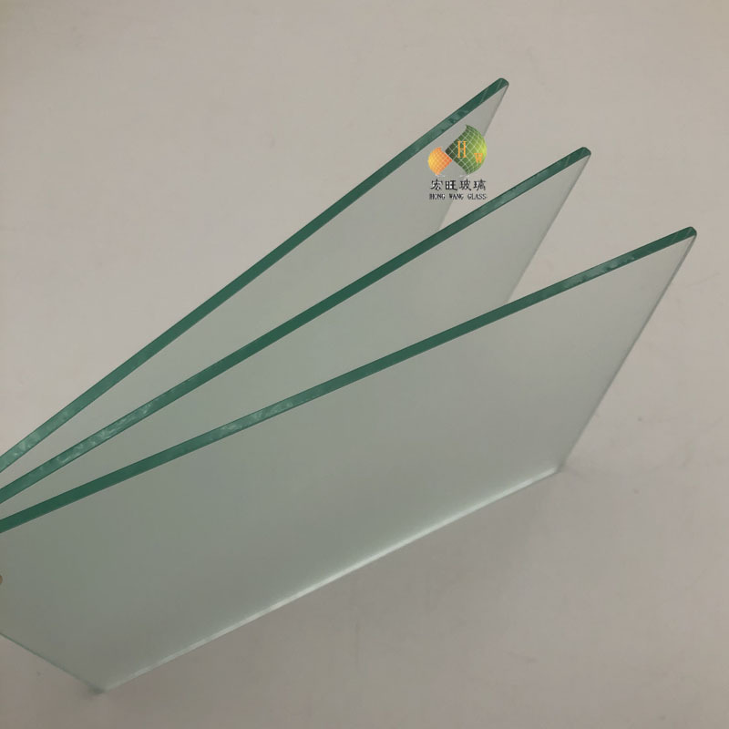 HONGWANG NLSX thủy tinh Kính AG dày 1MM Kính AG tùy chỉnh được sản xuất -6MM dày AG sản xuất chế biế