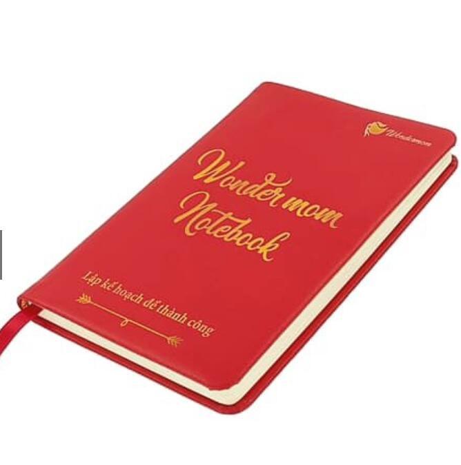 Sổ tay Bộ 3 sổ tay Wondermom