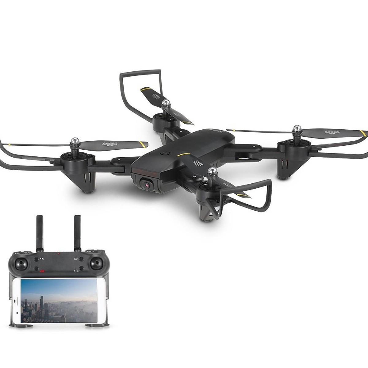 Flycam Drone FPV SG700 Wifi