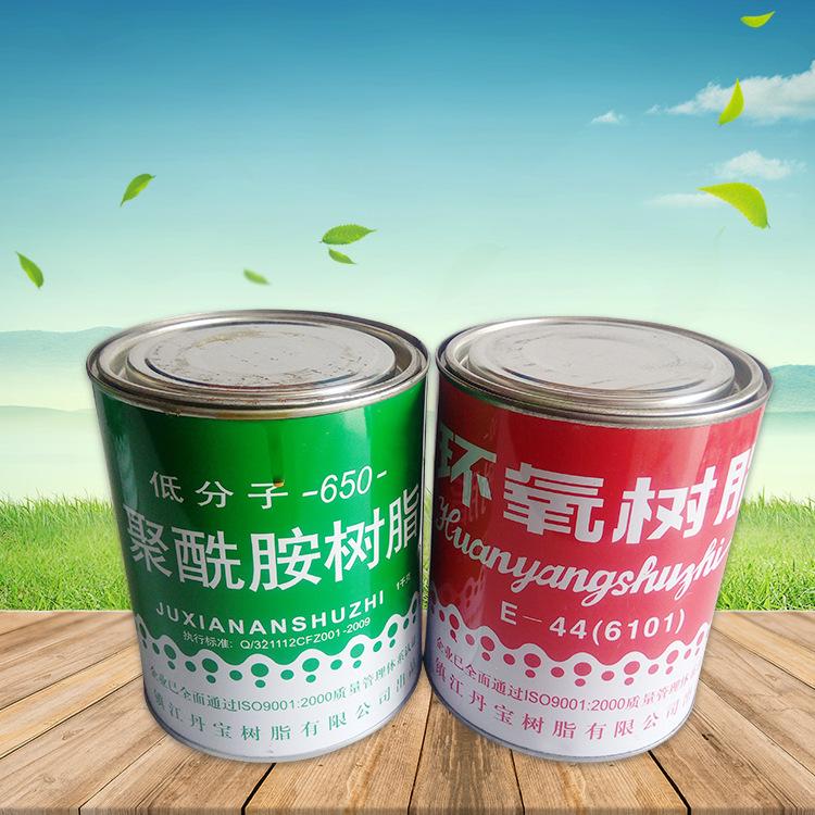 RUNTIAN Nhựa tổng hợp Cung cấp E-44 (6101) nhựa epoxy cách nhiệt chống ăn mòn nhiệt độ cao nhựa tổng