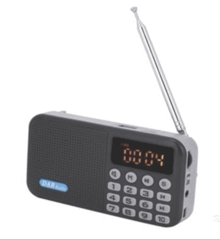 Máy Radio Bộ máy nghe đài Radio DAB FM kỹ thuật số chuyên dụng
