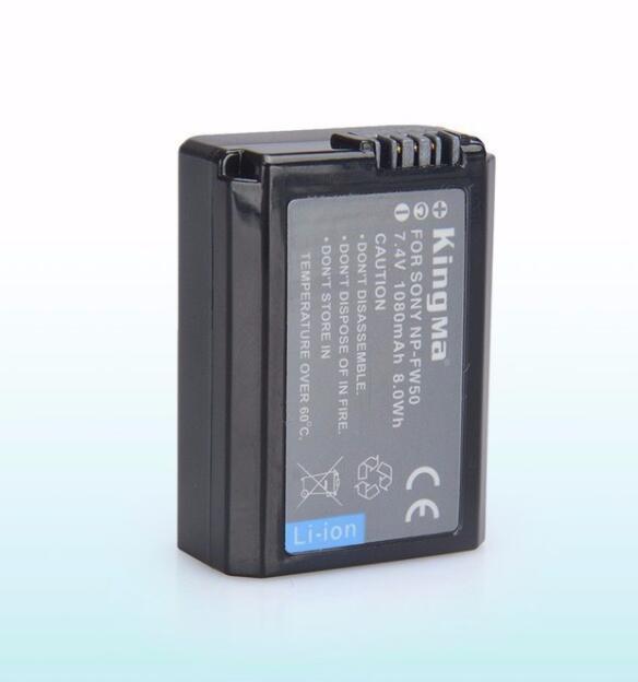 Pin sạc dự bị Pin Kingma Cho Sony Fw-50