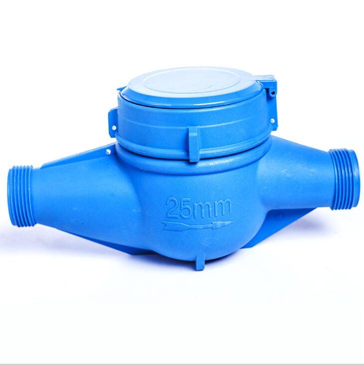 Đồng hồ nước bằng nhựa axit và kiềm nước DN25