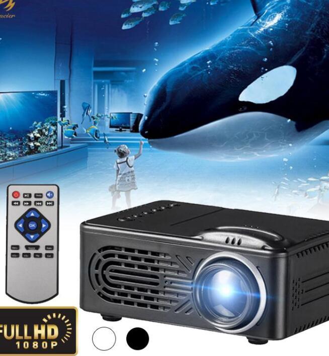 Máy Chiếu Mini 4K 3D Full Hd 4K 3D 1080P Mini G814