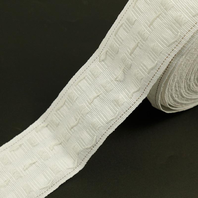 Dây cột rèm Nhà máy trực tiếp rèm ba dòng bơm vành đai phụ kiện chất lượng cao phụ kiện rèm vải với