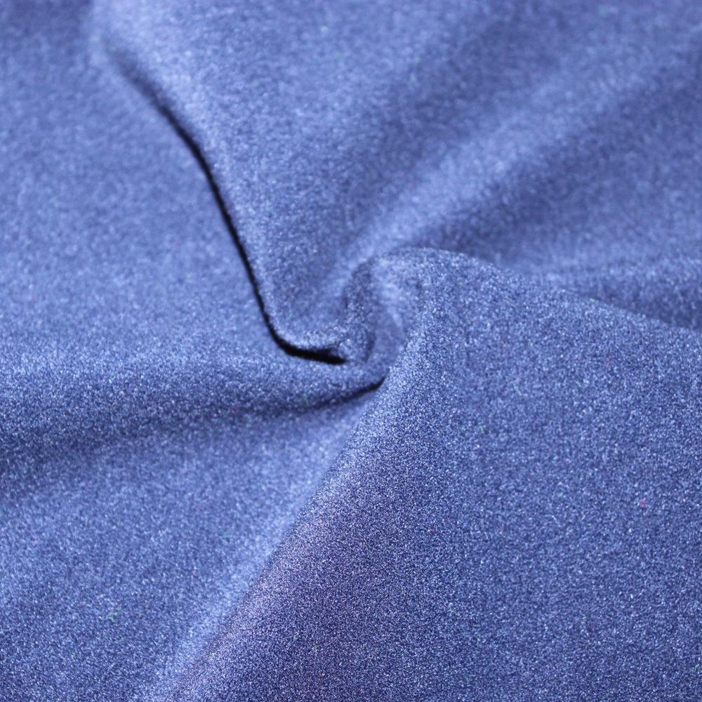 XIANGRUI Vải Jersey Áo cotton không có lông chải Quần áo yoga mặc giản dị đồ lót vải Jin ammonia áo