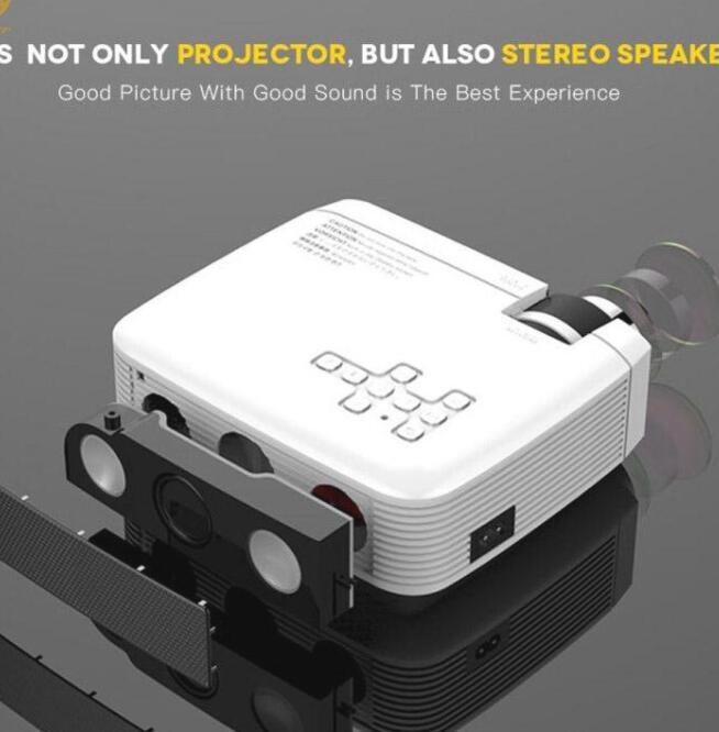 Máy Chiếu Thông Minh 4K 3D Full Hd 1080P