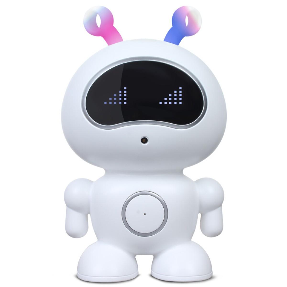 Robot Thông Minh dạy Học Ngôn Ngữ Cho Em Bé .