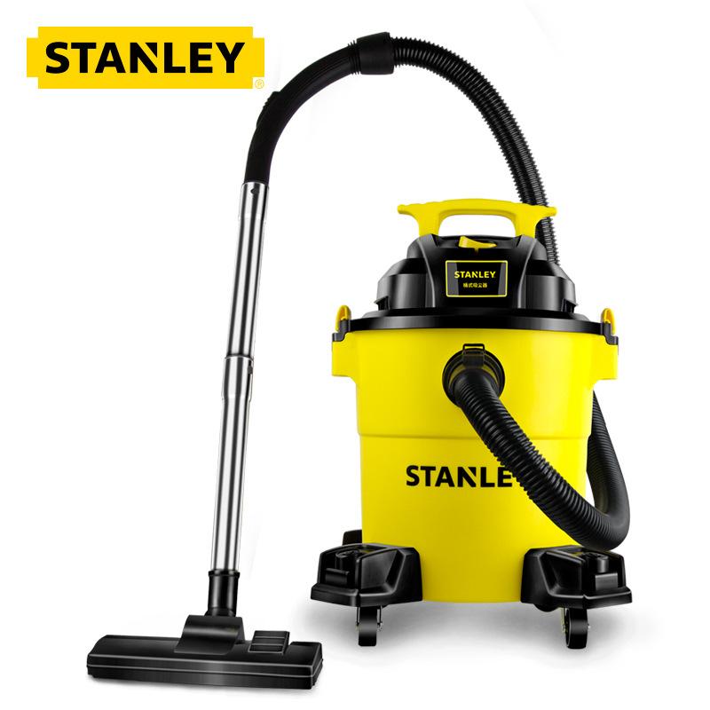 Stanley Máy hút bụi gia đình Stanley mạnh mẽ công suất cao cầm tay thảm công nghiệp cực kỳ yên tĩnh