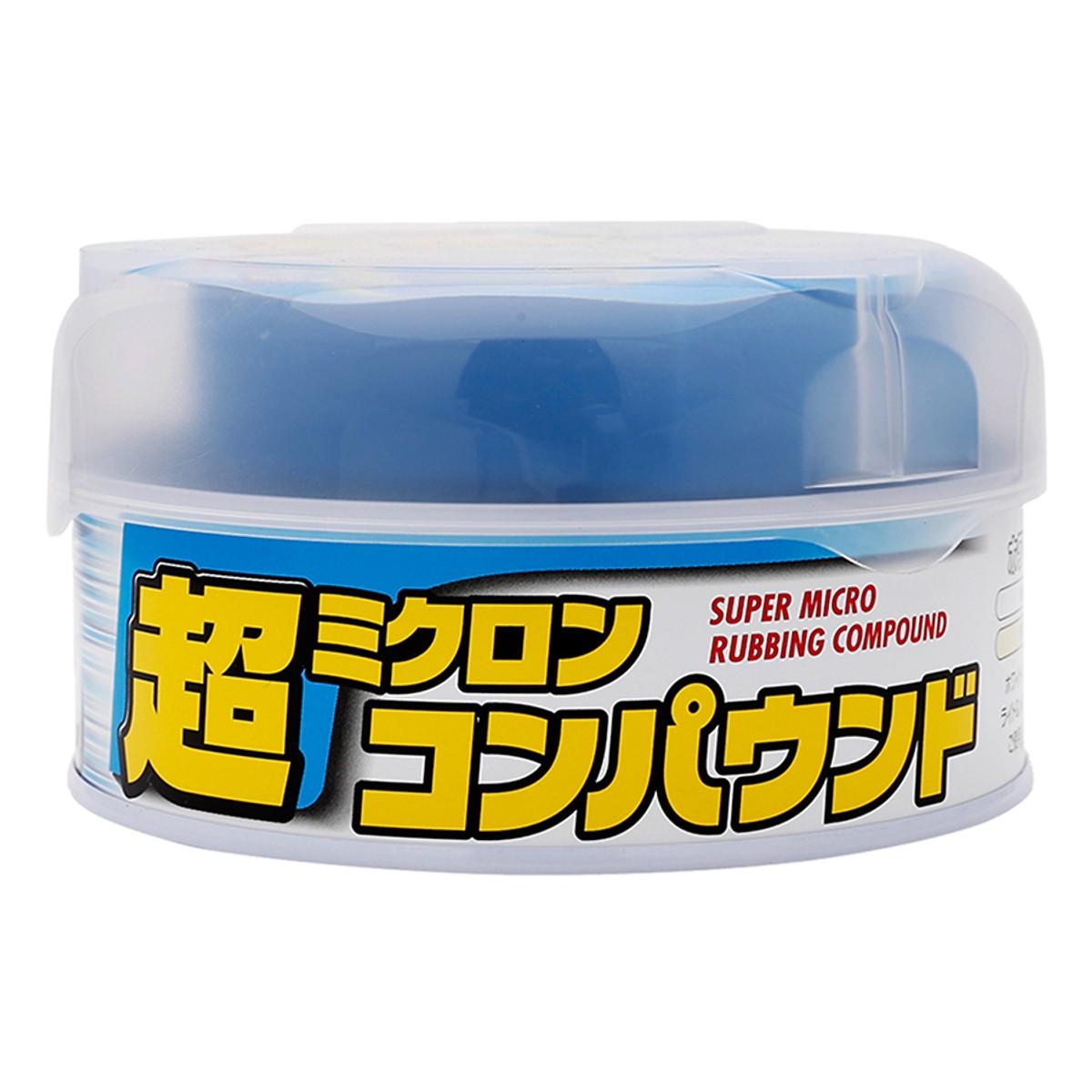 Sáp Đánh Bóng Micro Rubbing Compound White Soft99 B-38