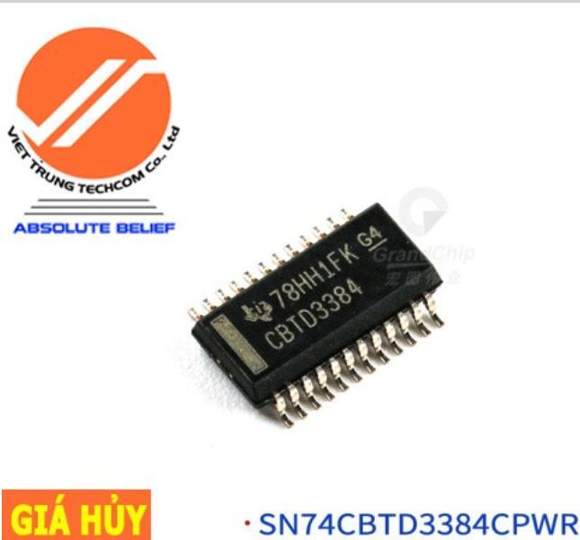 Chíp IC SN74CBTD3384CPWR Chip Chip IC