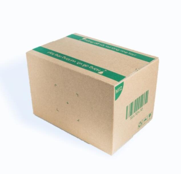 Hộp giấy M15 - 18x10x8 Cm - 20 Thùng Hộp Carton