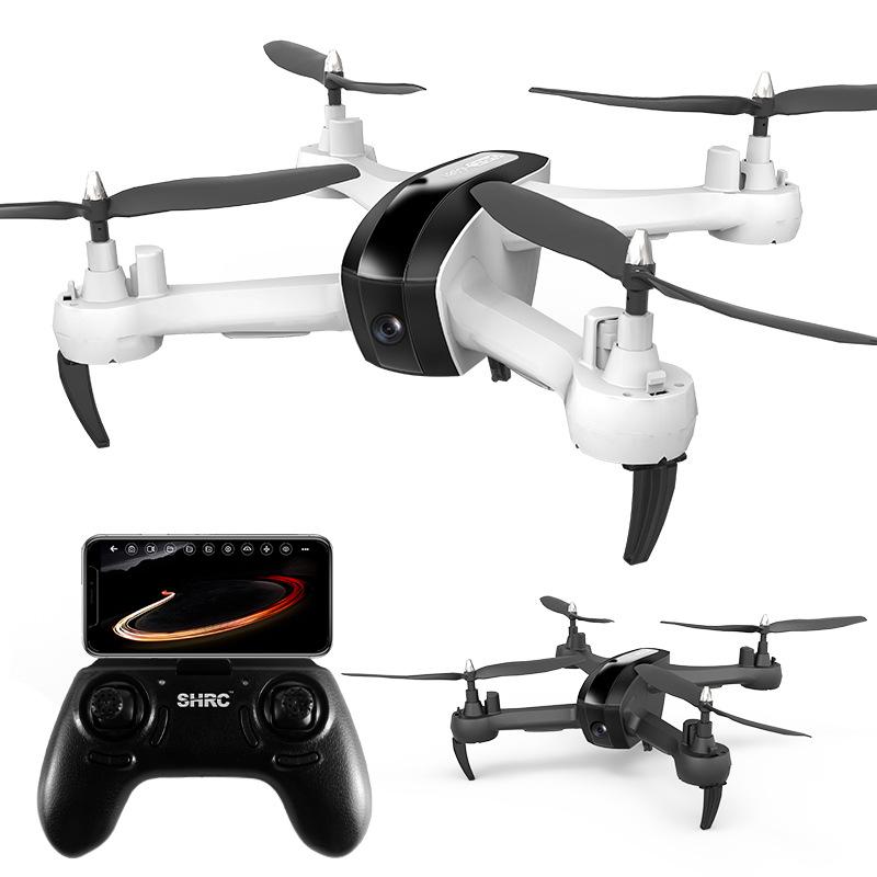 HR Flycam Máy bay không người lái chụp ảnh máy bay không người lái SH7 điều khiển từ xa thông minh t