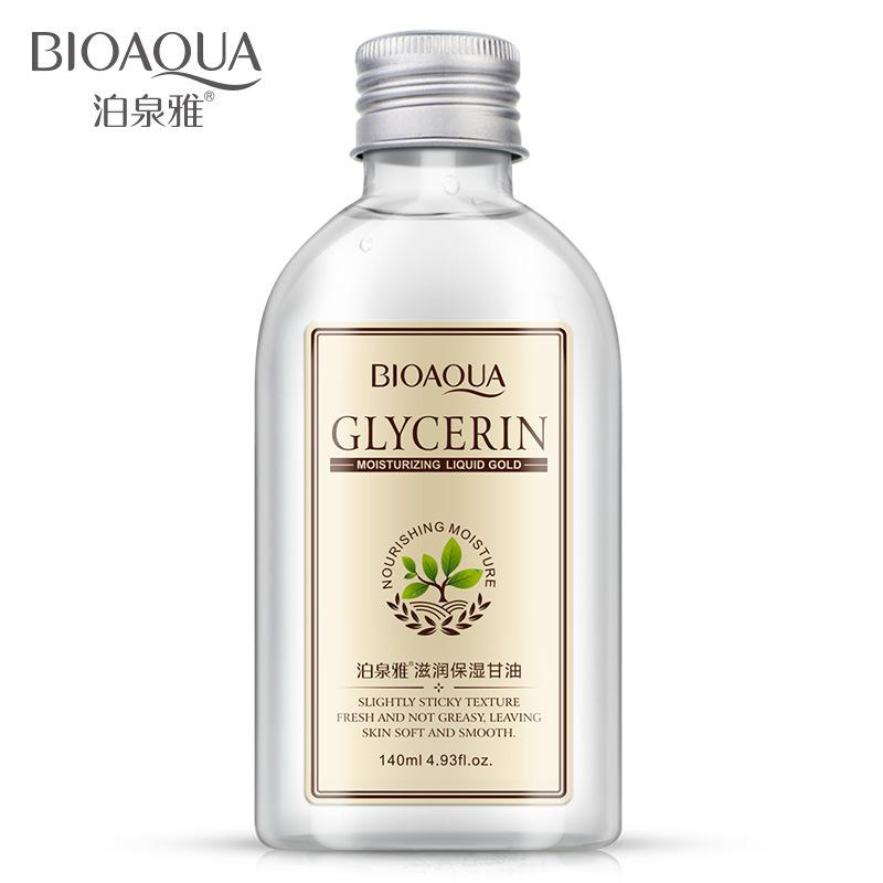 BIOAOUA Tinh dầu Mỹ phẩm dưỡng ẩm Boquan Ya làm dịu da làm mới cơ thể mỹ phẩm chăm sóc da