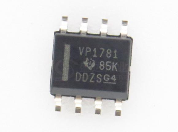 Chíp IC Được rồi... SN65HVD1781DR mới ráp xong cũng được VP1781 SOP-8 chip giao diện màn hình in ấn