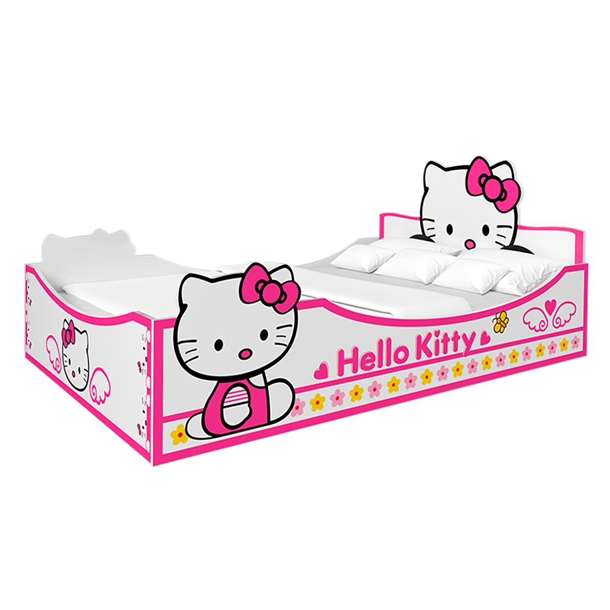 Giường Hello Kitty GD05