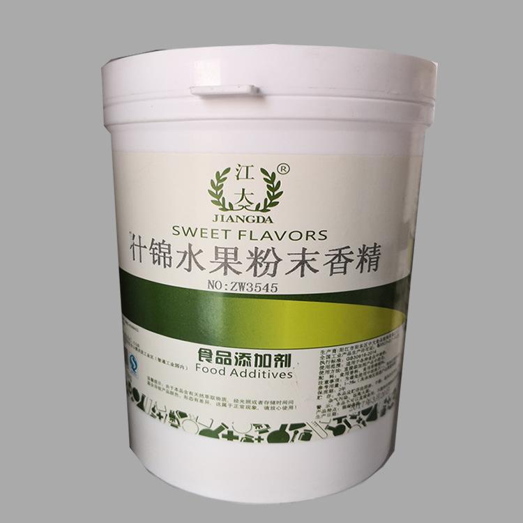 JIANGDA Dầu thơm Cung cấp bán buôn Jiangda Hương vị trái cây chịu được nhiệt độ cao Đồ uống nướng Cá