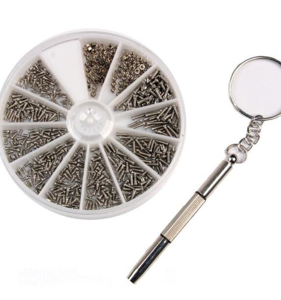 ốc vít bằng thép không gỉ kèm 1 chìa vặn vít