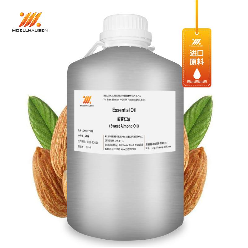 Moellhausen NLSX dầu thực vật Morrison Sweet Almond Oil Chăm sóc da Nhập khẩu dầu gốc thực vật