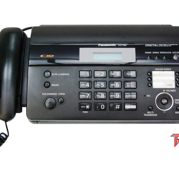 Máy FAX Panasonic KXFT987
