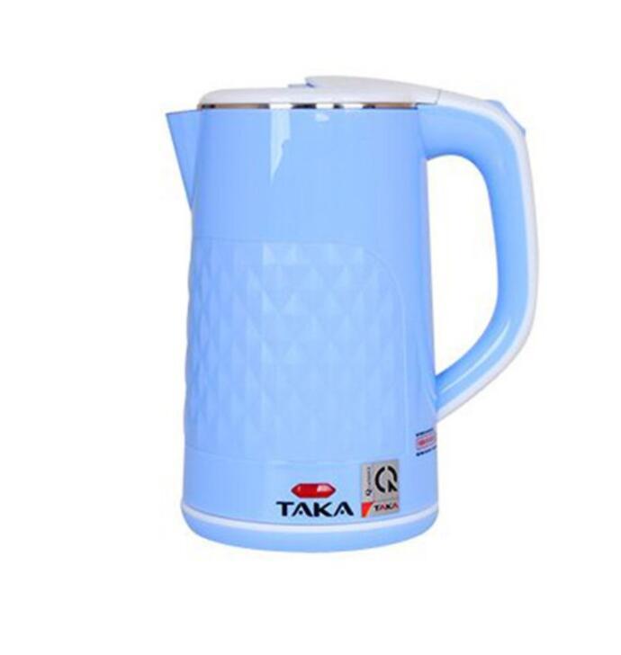 Ấm,bình đun siêu tốc Bình Đun Siêu Tốc Inox Taka TKEK218A (1.8L) - Xanh