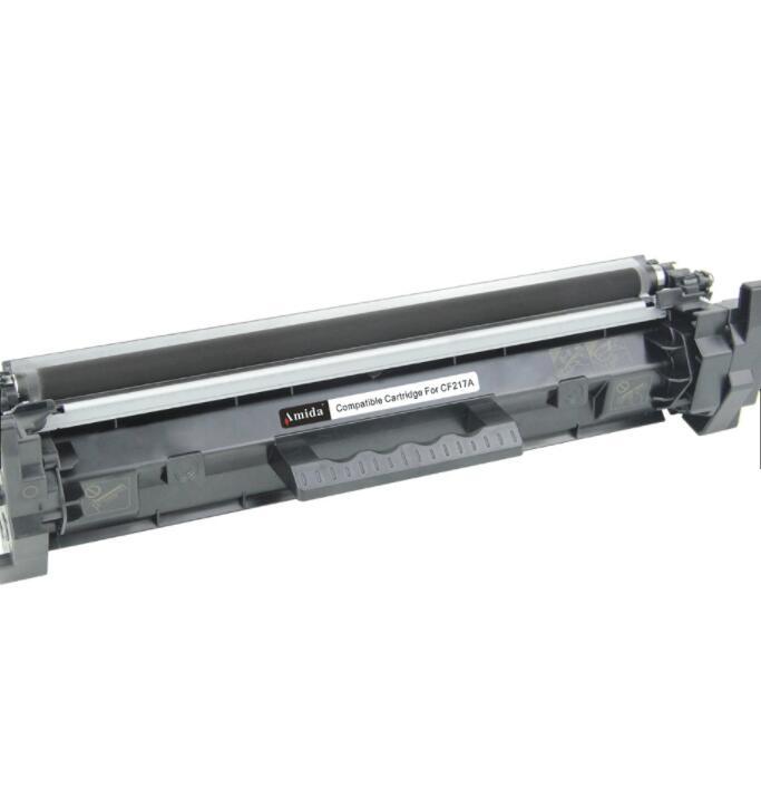 HỘP MỰC 17A có chip - Dùng Cho Máy In HP M102A/M130A/M102W