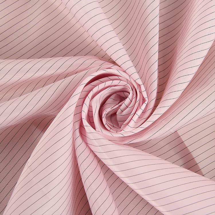 GUDENG Vật liệu chức năng Nhà máy trực tiếp làm sạch quần áo chống tĩnh điện vải chống tĩnh điện lụa