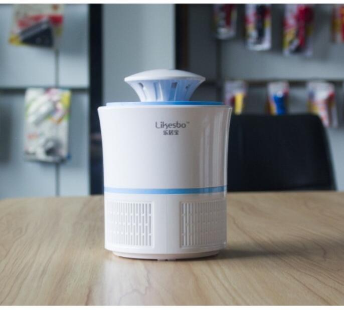 Đèn diệt muỗi Đèn Bắt, Diệt Muỗi Thông Minh Sử Dụng Trong Nhà Hiệu Quả TM-016 - Ổ Cắm USB - Dễ Vệ Si