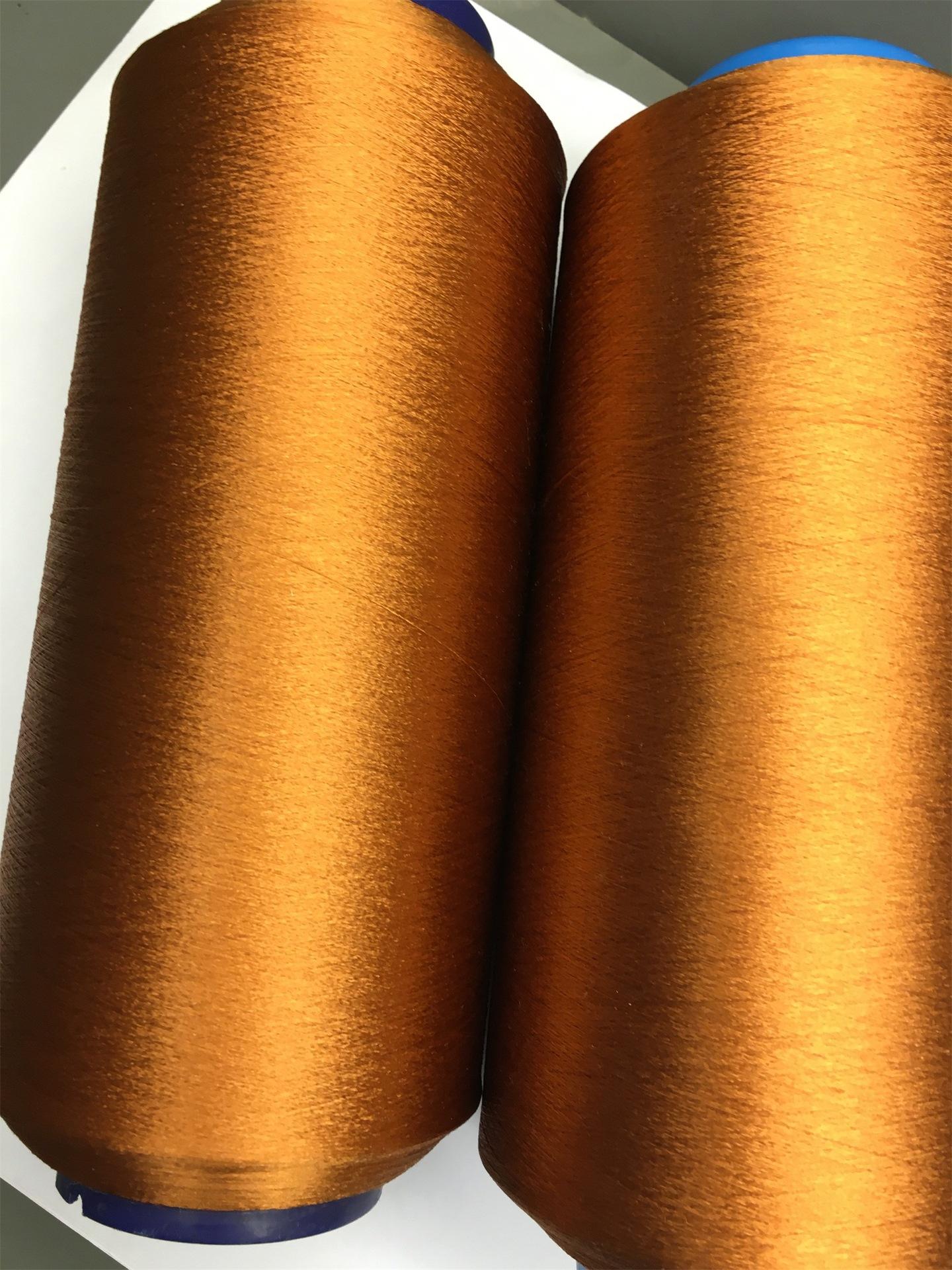 Sợi tơ lụa 60NM / 2 sợi tơ tinh khiết spot sợi tơ tằm kéo sợi