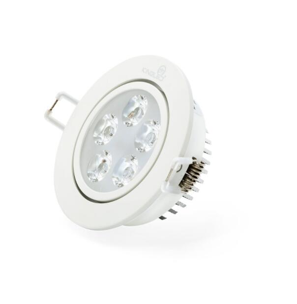 Đèn rọi ĐÈN LED SPOTLIGHT ÂM TRẦN RỌI MẮT HIGHT POWER - KINGLED 5W (DLR-5-T95)
