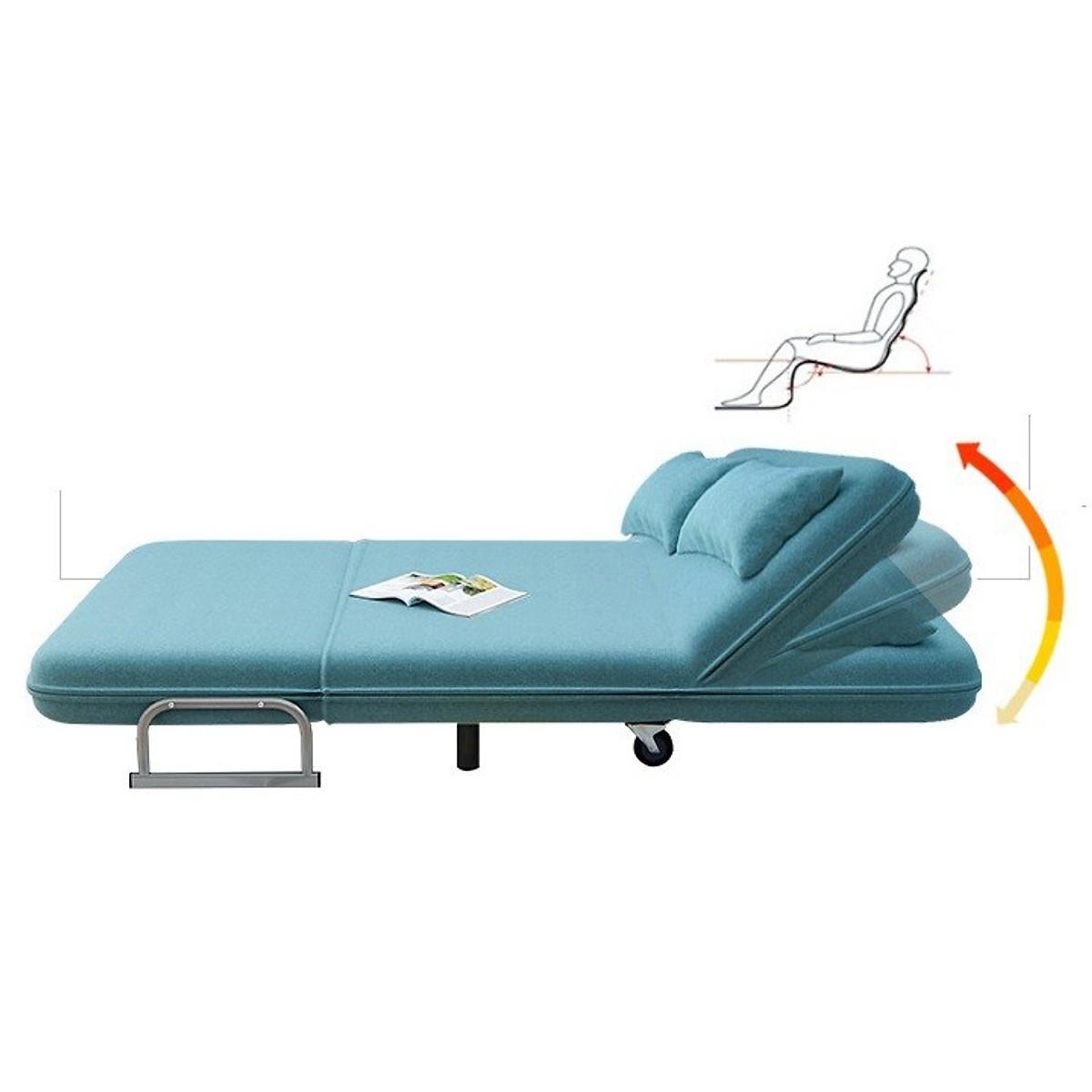 Ghế giường sofa 1m5x2m
