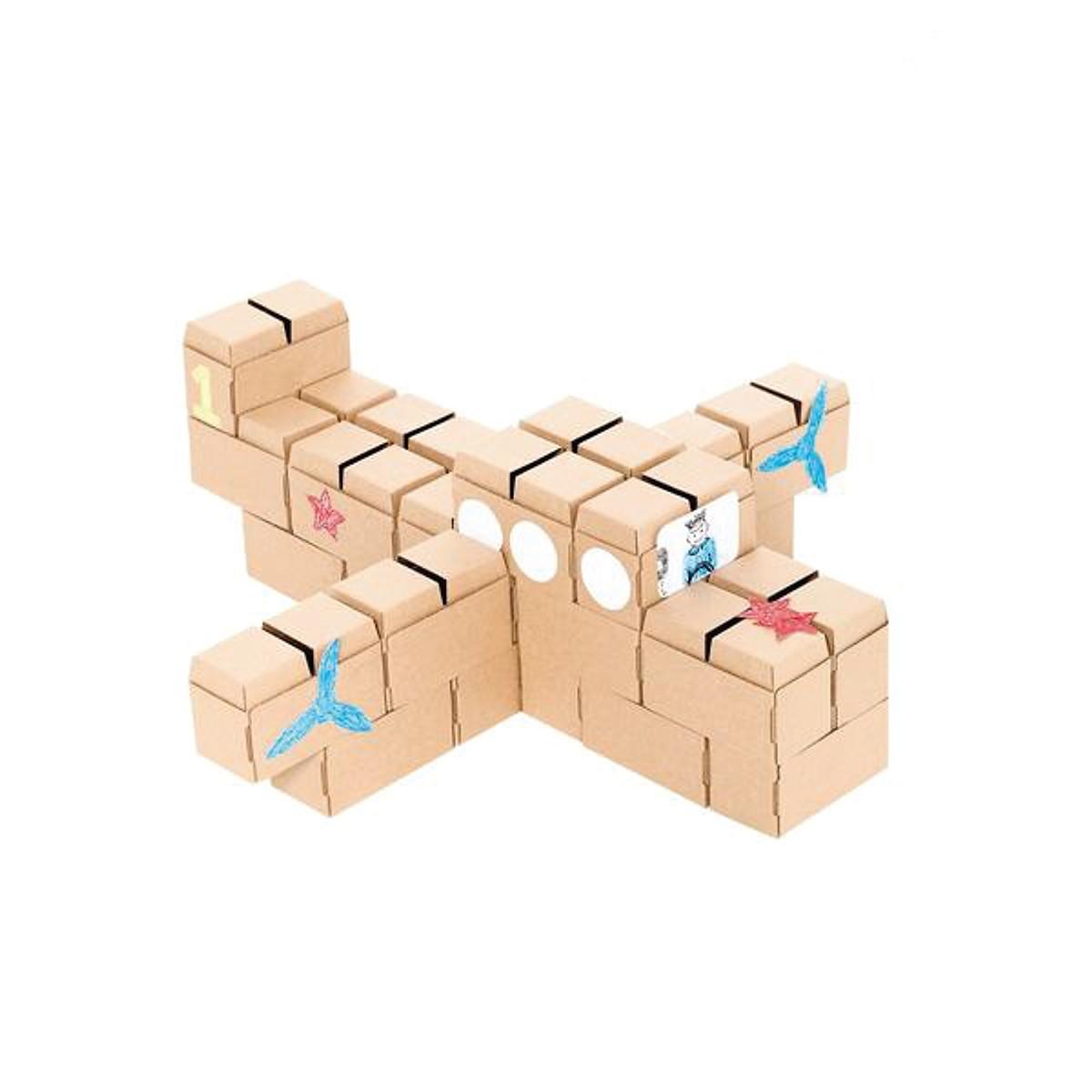 Bộ đồ chơi lắp ghép sáng tạo: Tokid Blocks
