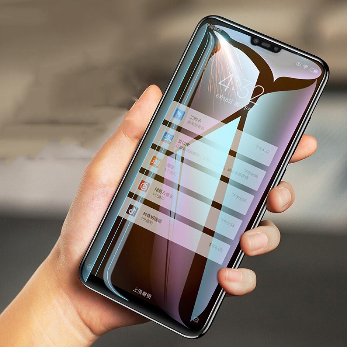 Miếng Dán Màn Hình Chống Xước Xiaomi Millet 8 Capshi